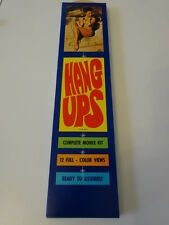 Vtg OG 60s 70s HANG UPS Playgirl Series Sexy Pinup Nude Photo Hanging MOBILE KIT