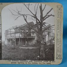 WW1 Stereoview Fortified Distillery Near Bapaume Realistic Travels