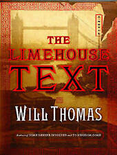 The Limehouse Text by Will Thomas (CD-Audio, 2017)