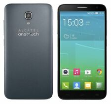 Alcatel One Touch Idol 2s Slate 6050y single sim smartphone sin bloqueo SIM nuevo
