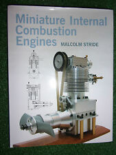 Miniature Internal Combustion Engines DESIGN BUILD CONSTRUCT BOOK MANUAL MINI IC