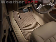 WeatherTech® All-Weather Floor Mats - Mercedes R-Class - 2006-2012 - Tan