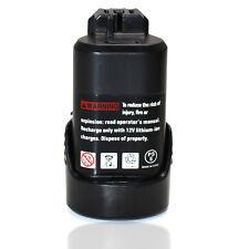 New Battery For Bosch 10.8V 19WH Li-ion Bosch BAT411 BAT 411A