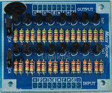 Seven Segment LED Driver 1 Digit board common cathode type circuit board