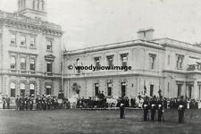 rp01407 - Isle of Wight Rifles at Osborne House Isle of Wight - photo 6x4