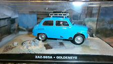 James bond car collection ZAZ-965A , Goldeneye