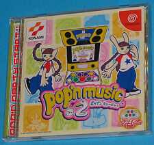 Pop'n Music 2 - Sega Dreamcast DC - JAP