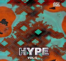 DJ HYPE (OLD SKOOL DRUM & BASS) VOL.5. (MIX CD) LISTEN