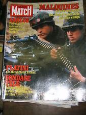 Paris Match N° 1720 14 mai 1982 Guerre des Malouines John Travolta Jodie Foster