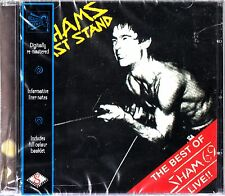 Sham 69 - Sham's Last Stand- The Best of LIVE Album CD (1999) Unplayed**