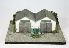 Station garage - OO/HO Building – Wills SS12 - free post
