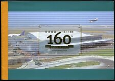 HONGKONG 2001 160th Anniversary of Post Office Booklet Markenheft 996-7 ** MNH