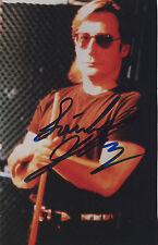 Southide Johnny Originalautogramm