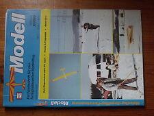 $$ Revue Modell N° 2/1993 Revue modele reduit avion en allemand