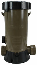 Hydro Tools 8750 Automatic Inline Above Ground Swimming Pool Chlorinator Feeder
