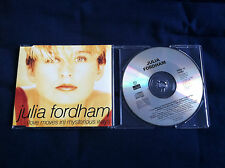 JULIA FORDHAM CD (Love Moves In) Mysterious Ways 1991 UK import single