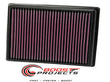 K&N Washable Lifetime Performance Air Filters 33-2990