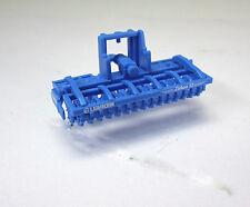 Wiking 037810 Lemken Kreiselegge Zirkon 12 - himmelblau