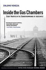 Inside the Gas Chambers: Eight Months in the Sonderkommando of-ExLibrary