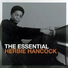 "HERBIE HANCOCK ""THE ESSENTIAL HERBIE HANCOCK"" 2 CD NEU"
