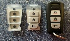 Astrostart TX050A TX903 Remote controll buttons only.  W/o black case NEW 2 Pcs
