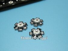 10pcs 1W 3W High Power RED LED Lamp Bead Infrared IR Light 730nm-740nm+ star pcb