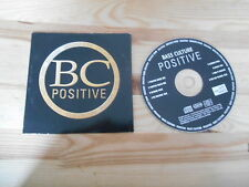 CD Reggae BC / Bass Culture - Positive (8 Song) Promo HEAD CORNER