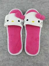 "Hello Kitty Kawaii Cuite Cosplay Adult Plush Rave Shoes Doll Slippers 10"" T2"