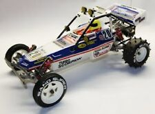 Kyosho Turbo Scorpion lexan body shell and wing Kamtec Scorpion 560