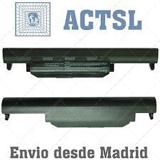 BATERIA para Asus F55 F55A F55C F55CR Li-ion 10.8v 4400mAh BT50