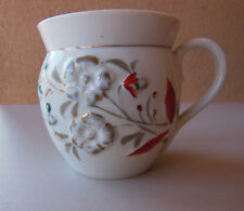 Coffee / Tea Cup with Flowers and Gold Trim - Made in Germany - #35