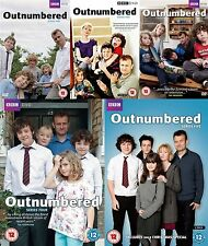 Outnumbered Complete Collection Seasons 1-5 Series 1 2 3 4 5 BRAND NEW R2 UK DVD