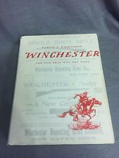 Winchester The Gun That Won the West Harold Williamson Hardcover Book