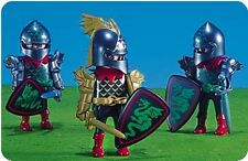 PLAYMOBIL 7254 Drago 3-Cavaliere (polybag)
