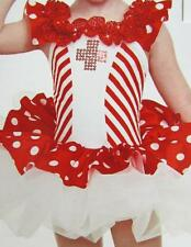 Wish You Well  CXLG Candy Striper Red Cross Sequin Dress Up Curtain Call Costume