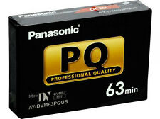 1 Panasonic Pro Mini DV Tape for DVX100A DVX100B HVX200 HVX200A Canon camcorder