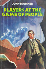 Players at the Game of People by John Brunner - First Edition First Print HC/DJ
