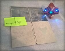 Destiny Steelbook CASE ONLY fits PS3 PS4, Xbox 360, Xbox One BRAND NEW NO GHOST
