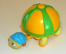 "1980's - 1984 Glo Friends / Worms / Bugs ~ GLO TURTLE ~ for 3"" Figures - (G8)"