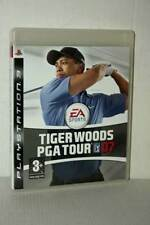 TIGER WOODS PGA TOUR 07 USATO OTTIMO SONY PS3 EDIZIONE INGLESE PAL MB4 47252