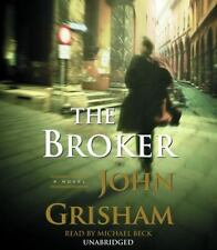 The Broker by John Grisham CD Audiobook
