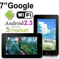 "NEW iRulu 7"" Android 2.3 Resistive Touchscreen Tablet PC Google 3G WiFi MID 4GB"