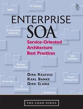 Enterprise SOA: Service-Oriented Architecture Best Practices Krafzig, Dirk, Ban
