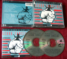 EVERYBODY`S GOT TO LEARN SOMETIME 1991 2 CD Box DEEP PURPLE Rea BJH Ure ICEHOUSE
