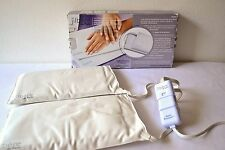 Jibere de Paris SATIN SMOOTH HEATED MITTS Spa Treatment for Salon or Home FRENCH