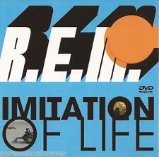 R.E.M. - Imitation Of Life (UK 3 Track DVD Single)