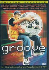 DVD ZONE 2--GROOVE--GREG HARRISON