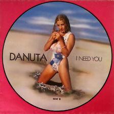 """Danuta I Need You - 12"""" Maxi - k562 -  - washed & cleaned -"""