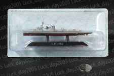 Deagostini German SMS Leipzig Bremen-class Light Cruiser 1/1250 Model
