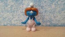 Schlumpf Sasette 2002 Mc Donalds Smurf Schlümpfe aus Sammlung 2/3